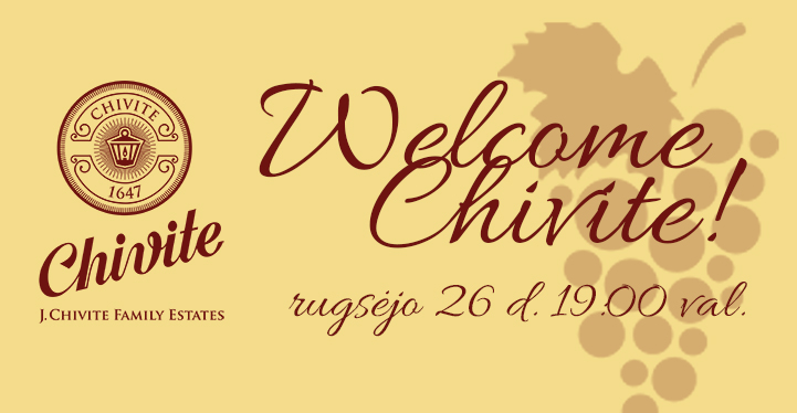 Welcome Chivite!