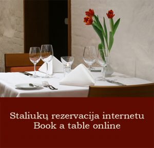 bookonlinetable 300x290 - Restoranas